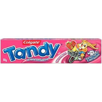Creme Dental Infantil Colgate Tandy Tutti-Frutti