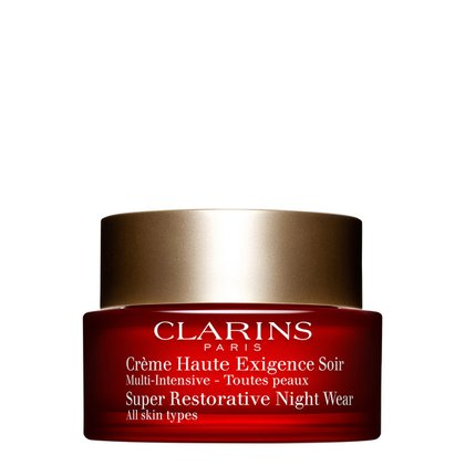 Creme Hidratante Anti-Idade Clarins Mult-Intensive Haute Exigence Soir 50ml