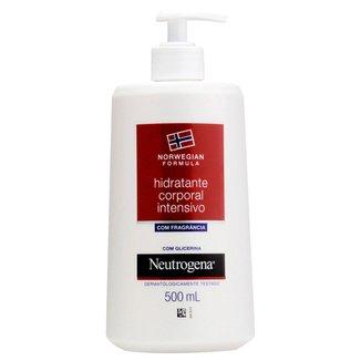 Creme Hidratante Neutrogena Norwegian com Fragrância 500ml