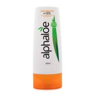 Creme Hidratante Pós Sol De Aloe Vera 200Ml