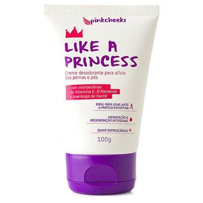 Creme para os Pés Pinkcheeks Like A Princess 100g