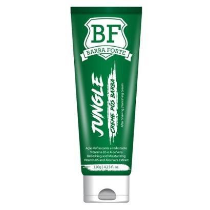 Creme Pós Barba Barba Forte - Jungle 120g