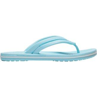 Crocs Chinelo Crocband Flip Ice Blue