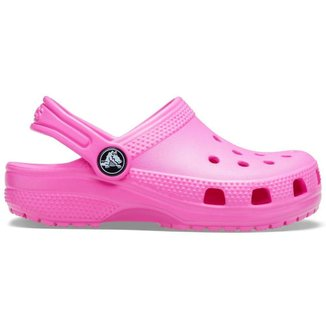 Crocs Classic Clog Infantil Electric Pink