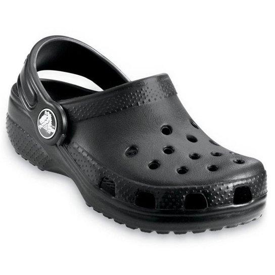 Crocs Classic Masculino - Preto