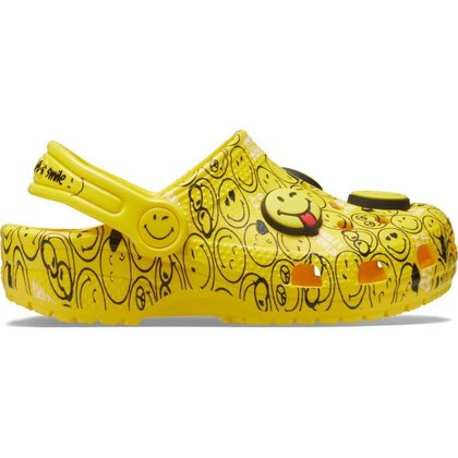 Crocs Classic Smiley Clog K
