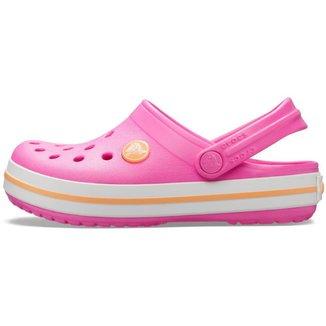 Crocs Crocband Clog K Electric Feminina