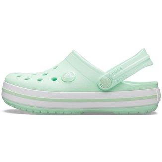 Crocs Crocband Clog K Neo Mint