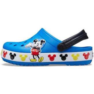 Crocs Fl Disney Mickey Mouse Bnd Cgk Bright Cobalt  Masculina