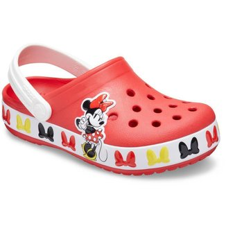 Crocs Fl Disney Minnie Mouse Bnd Cgk Flame  Feminina