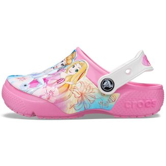 Crocs fl Disney Princess Patch cgk Feminino
