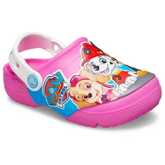 Crocs Fun Lab Paw Patrol Clog k Electric Feminina