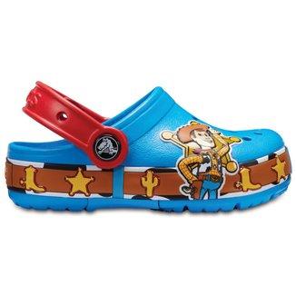 Crocs Infantil Crocband Woody Lights Clog Masculino