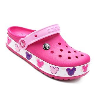 Crocs Infantil Crocslights Mickey Disney Clog