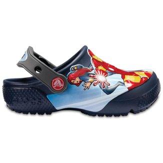 Crocs Infantil FL Avengers Multi Clog K Masculino