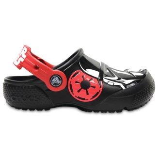 Crocs Infantil FunLab Stormtrooper Clog Masculino