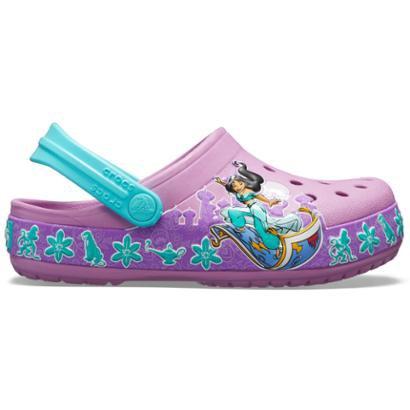 Crocs Infantil Jasmine Clog Feminino