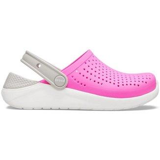 Crocs LiteRide Kids ™ Electric Pink/White