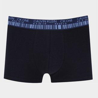 Cueca Boxer Calvin Klein Trunck CK One Barcode
