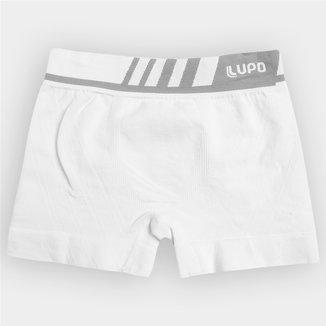Cueca Boxer Infantil Lupo Sem Costura