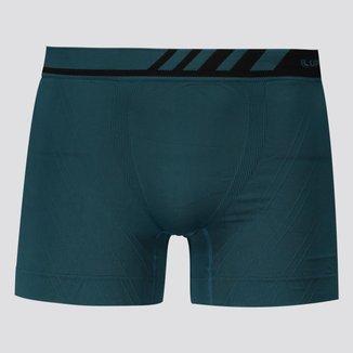 Cueca Boxer Lupo Fiber Soft Verde
