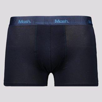 Cueca Boxer Mash Anatomic II Azul Escura