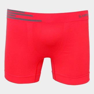 Cueca Boxer Sem Costura Lupo Masculina