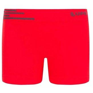 Cueca Lupo Boxer infantil microfibra Kit C/2 Ref: 132-002
