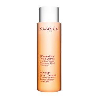 Demaquilante Bifásico Facial Clarins Tonic Express 200ml