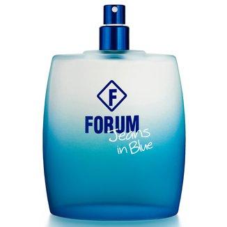 Deo Colônia Jeans in Blue Unissex Forum 50ml