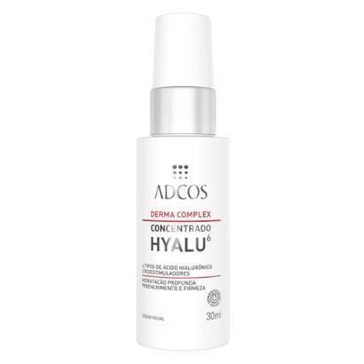 Derma Complex Concentrado Hyalu 6Adcos - Sérum Facial 30ml