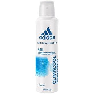 Desodorante Adidas Climacool Aerosol Feminino 150 ml