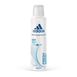 Desodorante Adidas Cool & Care Fresh Aerosol Feminino 150ml