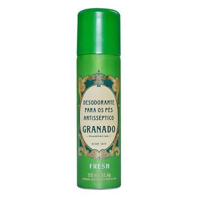 Desodorante Aerossol para Pés Granado - Fresh 100ml