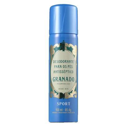Desodorante Aerossol para Pés Granado - Sport 100ml