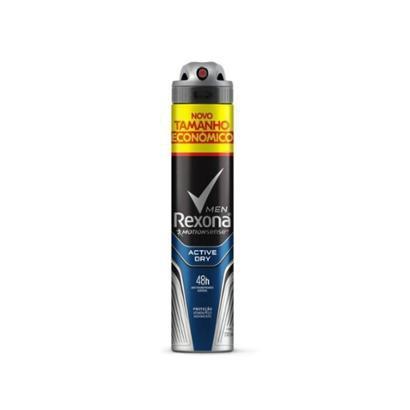 Desodorante Antitransp Rexona Masc Aerosol Active Dry 200Ml