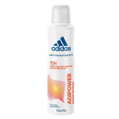 Desodorante Antitranspirante Adidas Feminino - Adipower 150ml