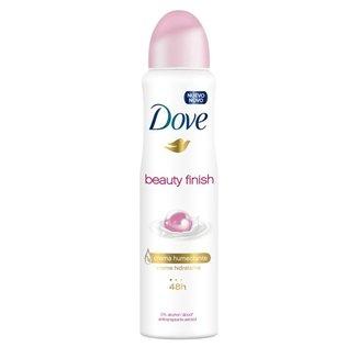 Desodorante Dove Antitranspirante Beauty Finish Aerosol Feminino 150ml