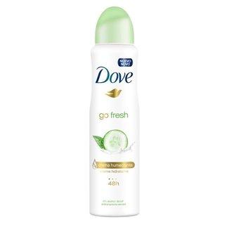Desodorante Dove Antitranspirante Go Fresh Pep Te Aerosol Feminino 150ml