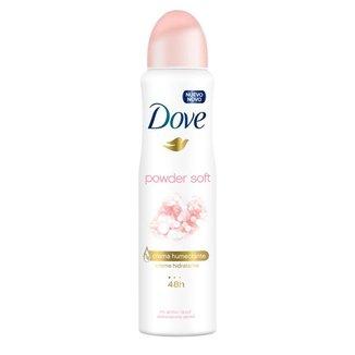 Desodorante Dove Antitranspirante Powder Soft Aerosol Feminino 150ml
