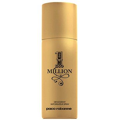 Desodorante Paco Rabanne One Million Spray Masculino 150ml - Masculino