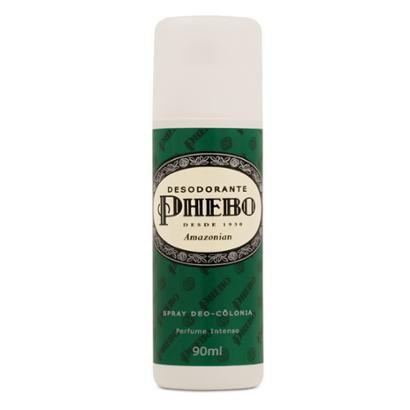 Desodorante Spray Phebo - Amazonian 90g