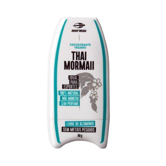 Desodorante Vegano Em Pedra Mormaii - Incolor