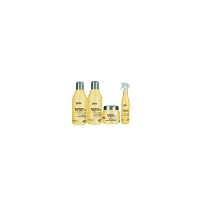 Detra Extreme Repair Kit Peq - Shampoo 280ml Condicionador 280ml Máscara 200g Spray 125ml - R