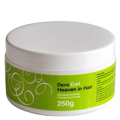 Deva Curl Heaven in Hair - Máscara Hidratante 250g