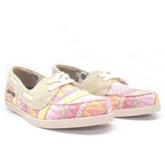 Dockside Casual Feminino Barth Shoes África Macio Dia a Dia