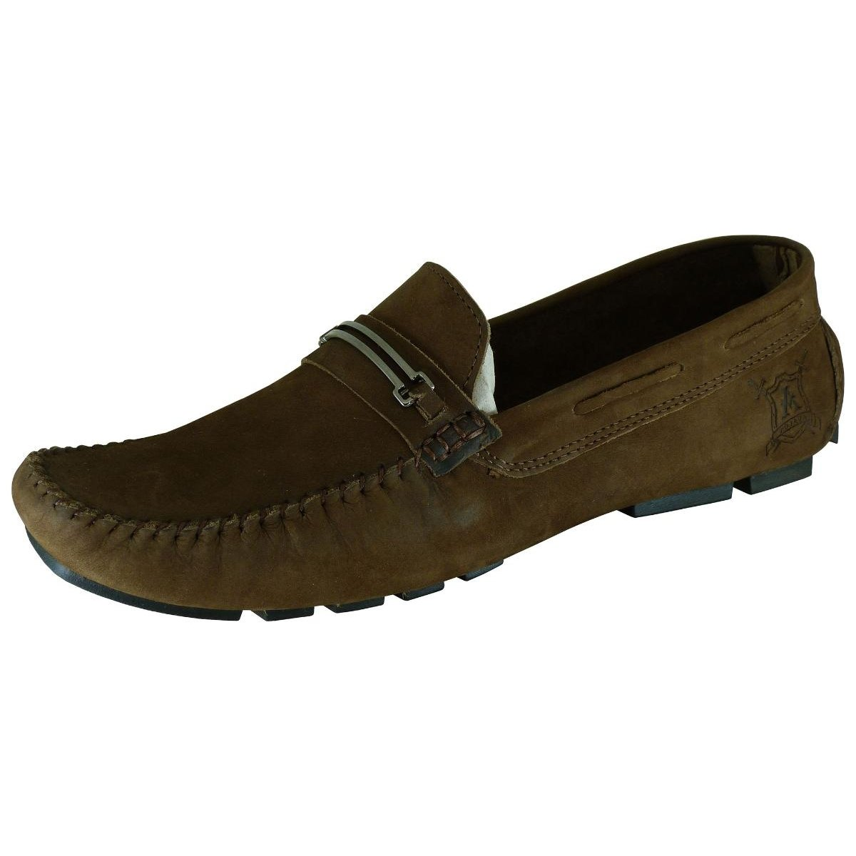 Docksiders Superior Avalon Casual Metal Drive Docksiders Drive com Bege Masculino 0aqISw5