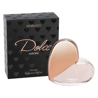 Dolce Amore Fiorucci - Perfume Feminino - Deo Colônia - 90ml