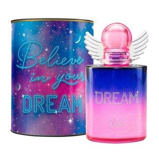 Dream Lata Ciclo Cosméticos - Perfume Feminino - Deo Colônia + Lata 100ml