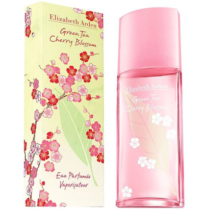 Elizabeth Arden Perfume Feminino Green Tea Cherry Blossom EDT 100ml - Feminino